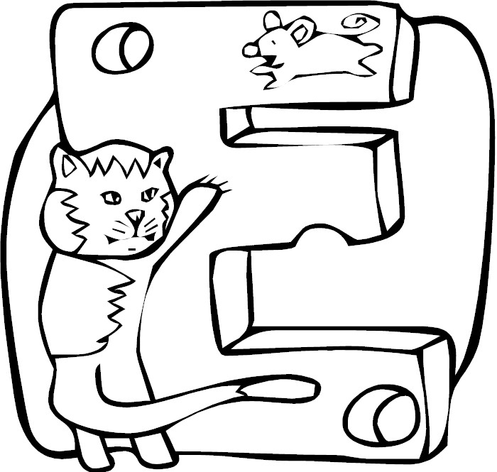Halloween Alphabet Coloring Pages : Letter e coloring pages