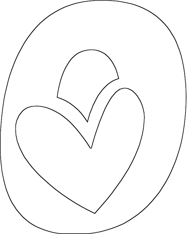 o coloring pages - photo #10