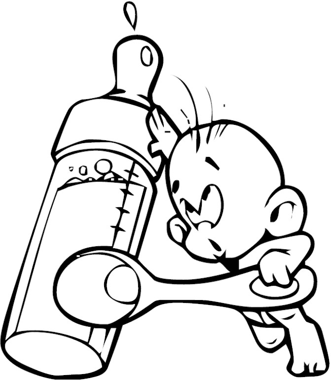 Letter A Coloring Page A Coloring Picture