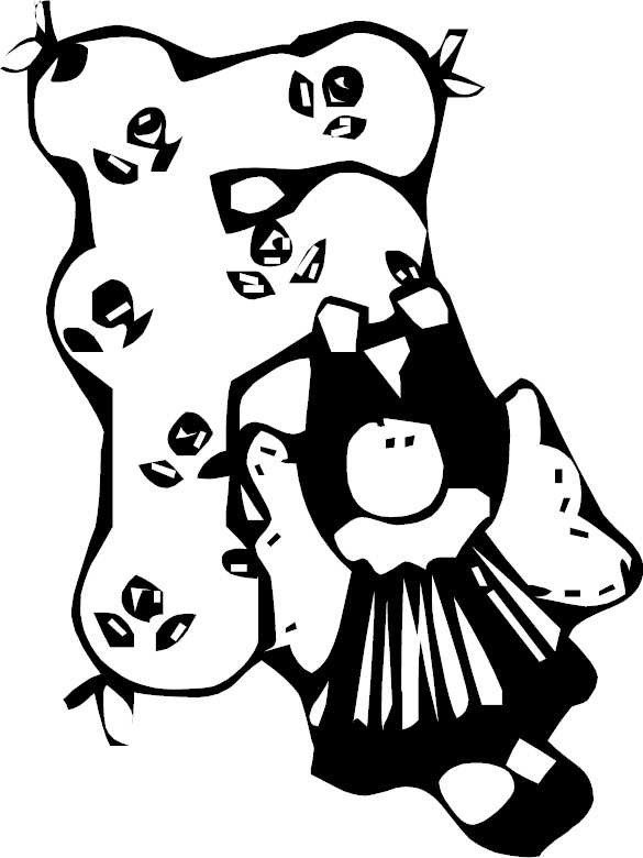 Letter F Coloring Pictures : Letter f coloring page redcabworcester
