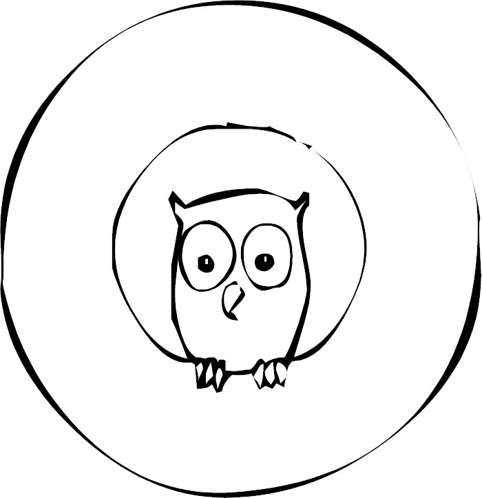 o coloring pages - photo #31