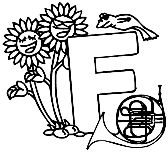 Colouring Page Of A Cartoon Letter D With A Dog likewise Pfp as well Letter M 3 Coloring Page further Kindergarten Spring Color Worksheets Printable further Start With The Letter G Colouring Page. on coloring pages letter a